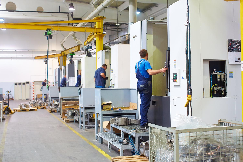 Proizvodnja v Brezini