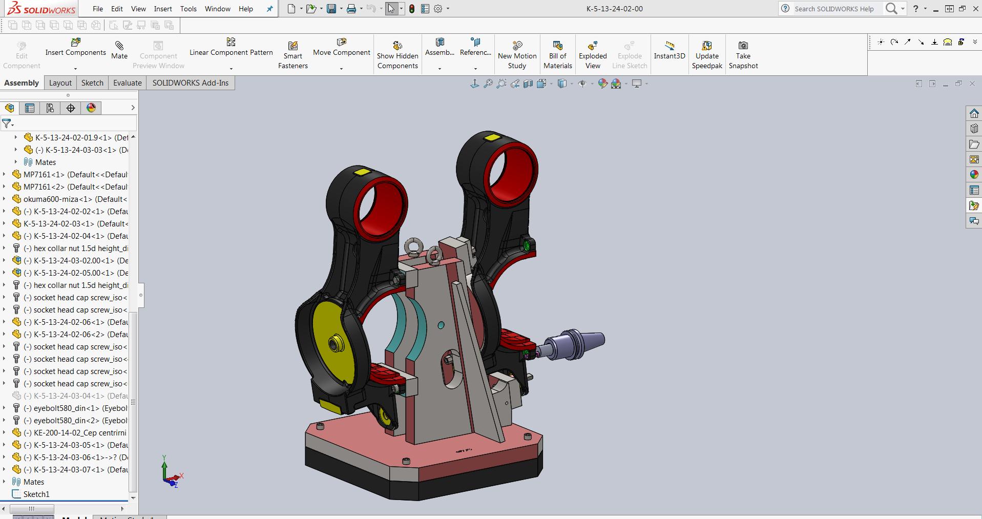 3D construction of tools | Kovis d o o